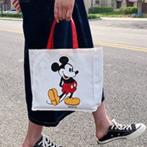 Mickey Mouse Small Tote Lunchbox Purse